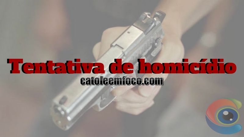 Tentativa de assassinato tiro