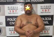 policia civil captura assaltante foragido da justica